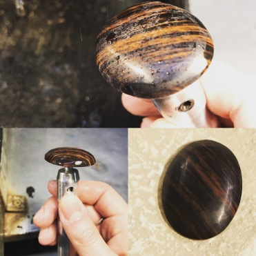 Obsidian Mahogany