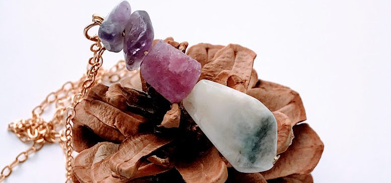 Raw Gemstone Jewelry Is the Prettiest on the Planet